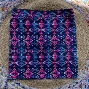5/$35! NoBo Mini skirt good condition sz L
